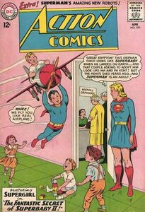 Action Comics Issue 299