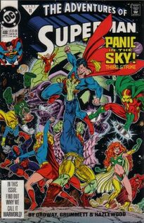 The Adventures of Superman 488