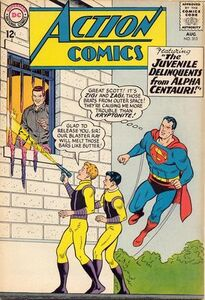 Action Comics Issue 315