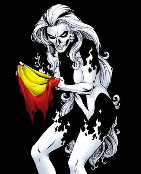 Silver Banshee S-cape