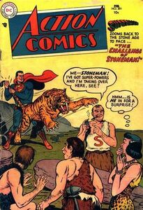 Action Comics Issue 201
