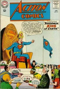 Action Comics Issue 311