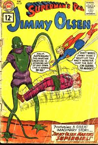Supermans Pal Jimmy Olsen 057