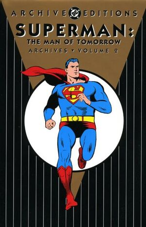Archive Editions Man of Tomorrow 02