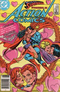 Action Comics 568