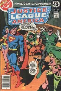 Justice League of America Vol 1 167