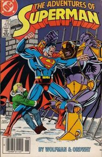 The Adventures of Superman 429