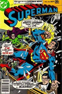 Superman Vol 1 315