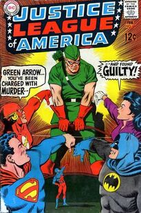 Justice League of America Vol 1 69