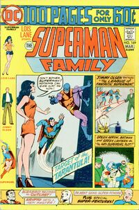 Superman Family 169