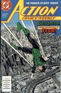 Action Comics Weekly 602
