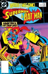 World's Finest Comics 317