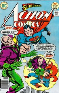 Action Comics Issue 465