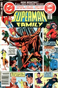 Superman Family 208