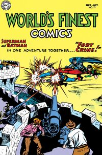 World's Finest Comics 072