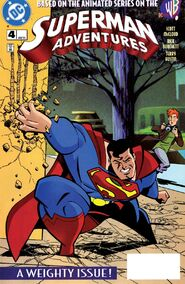 Superman Adventures 04