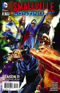 Smallville Season 11 Continuity Vol 1 3