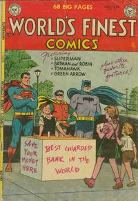World's Finest Comics 069
