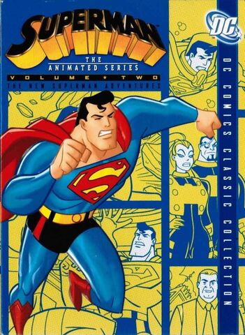 File:Superman the animated series vol two.jpg