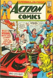 Action Comics Issue 388