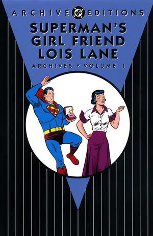 Archive Editions Lois Lane 01