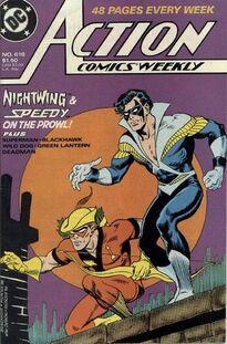 Action Comics Weekly 618