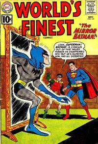 World's Finest Comics 121