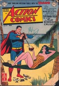 Action Comics Issue 154