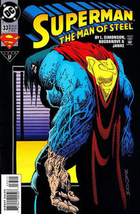 Superman Man of Steel 33