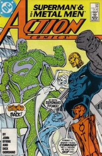 Action Comics Issue 590