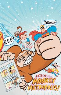 Superman Family Adventures 04