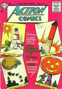 Action Comics Issue 212