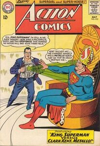 Action Comics Issue 312