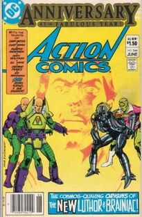 Action Comics Issue 544