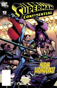 Superman Confidential 12