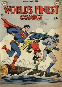 World's Finest Comics 038