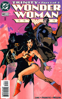 Wonder Woman v2 140