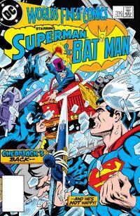 World's Finest Comics 316