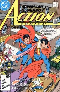 Action Comics Issue 591