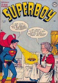 Superboy 1949 08