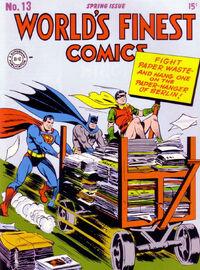 World's Finest Comics 013