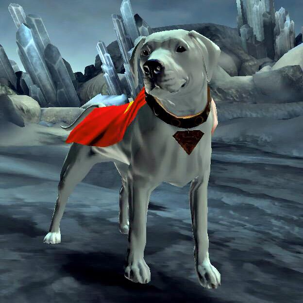 Image - Krypto-dcuo.jpg | Superman Wiki | FANDOM powered by Wikia