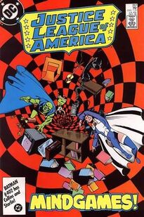 Justice League of America Vol 1 257
