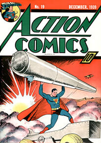 Action Comics Issue 19
