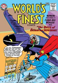 World's Finest Comics 093