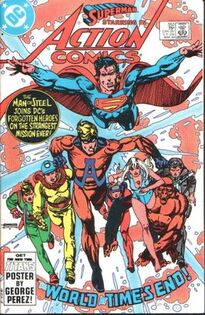 Action Comics Issue 553