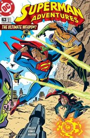 Superman Adventures 63