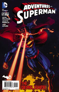 Adventures of Superman Vol 2 12