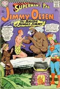 Supermans Pal Jimmy Olsen 098