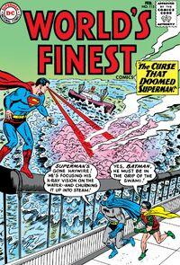 World's Finest Comics 115
